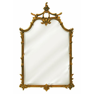 Chauncy Antique Gold Mirror
