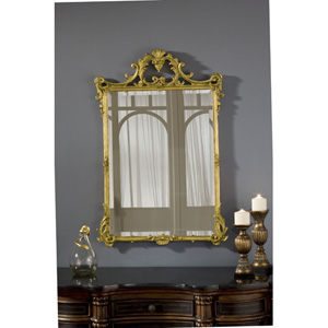 English Gold Leaf Mirror