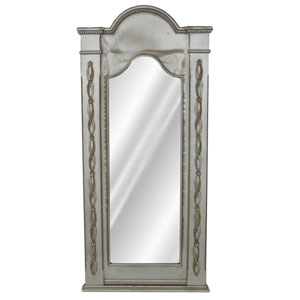 Gilt Silver Sterling Mirror