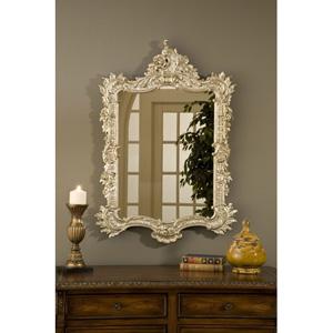 Ornate English Shimmer Mirror