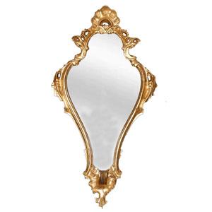 Empire Gold Leaf Mirror