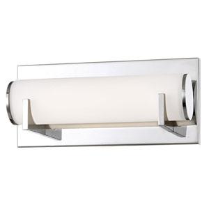 Madison Chrome One-Light LED Bath Light