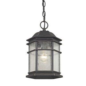 Barlow Winchester One-Light Outdoor Pendant
