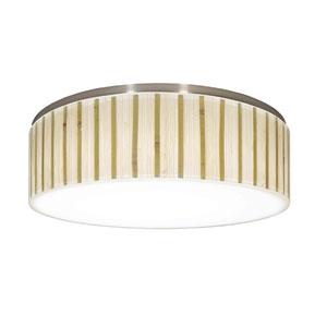 Galleria Bamboo 11.5-Inch Recessed Light Shade