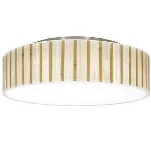 Galleria Bamboo 14.5-Inch Recessed Light Shade