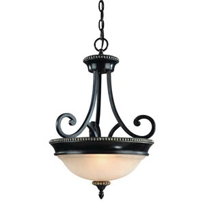Hastings Phoenix Two-Light Pendant