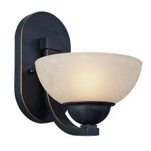 Fireside Bolivian One-Light Wall Sconce