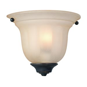 Richland Bolivian Small Flush One-Light Wall Sconce