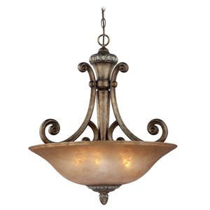 Carlyle Verona Three-Light Pendant