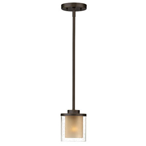 Horizon One-Light Bolivian Bronze Mini Pendant