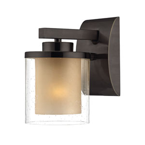 Horizon One-Light Bolivian Bronze Wall Sconce