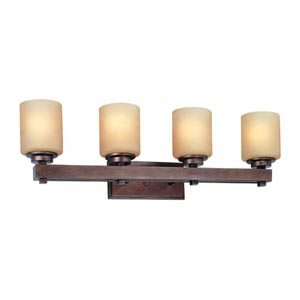 Sherwood Sienna Four-Light Bath Light