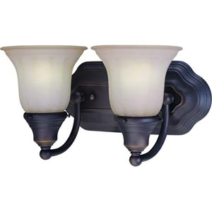 Richland Bolivian Two-Light Bath Light