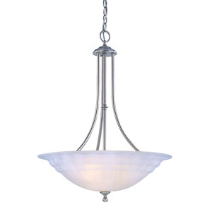 Richland Satin Nickel Pendant