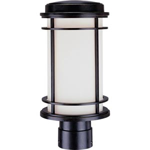 La Mirage Winchester Small One-Light Outdoor Post Light
