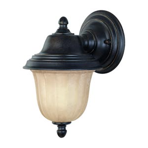 Helena Winchester Small One-Light Outdoor Wall Light