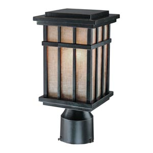 Freeport Winchester One-Light Outdoor Post Light