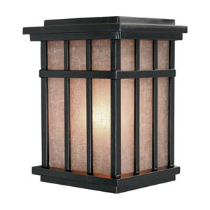 Freeport Winchester Flush One-Light Outdoor Wall Light
