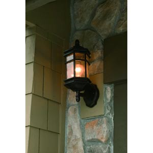 Barlow Winchester Small Upward One-Light Outdoor Wall Light