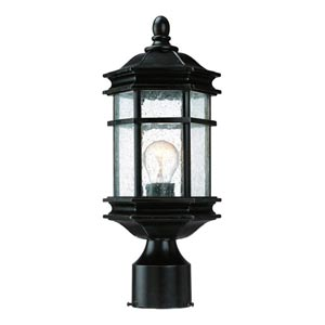 Barlow Winchester Small One-Light Outdoor Post Light