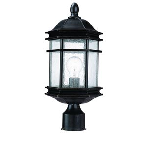 Barlow Winchester Large One-Light Outdoor Post Light