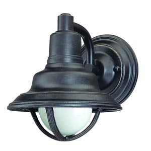 Bayside Winchester Small One-Light Outdoor Wall Light