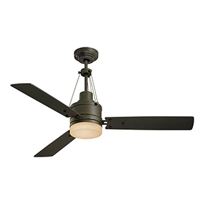 Golden Espresso Highpointe LED Ceiling Fan