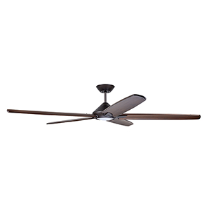Dorian Oil Rubbed Bronze LED 72-Inch Eco Ceiling Fan