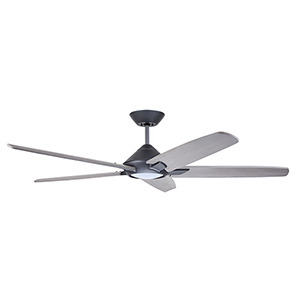 Dorian Graphite LED 60-Inch Eco Ceiling Fan