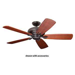 Oil Rubbed Bronze Blade Select Series Penbrooke Eco Ceiling Fan