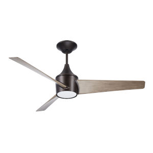Riptide Oil Rubbed Bronze 52-Inch LED Indoor Outdoor Ceiling Fan