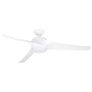 Luray Eco Appliance White 60-Inch LED Ceiling Fan