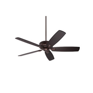 Avant Eco Venetian Bronze Energy Star EcoMotor 60-Inch Ceiling Fan with Chocolate Solid Wood Blades