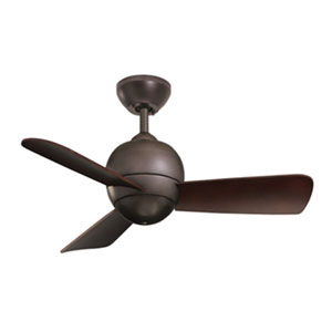 Oil Rubbed Bronze Tilo Ceiling Fan