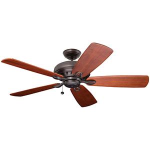 Penbrooke Oil Rubbed Bronze Ceiling Fan