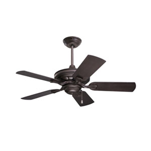 Carrera Veranda Oil Rubbed Bronze 42-Inch Ceiling Fan with Oil Rubbed Bronze Blades