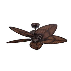 Batalie Breeze Venetian Bronze Indoor and Outdoor Ceiling Fan