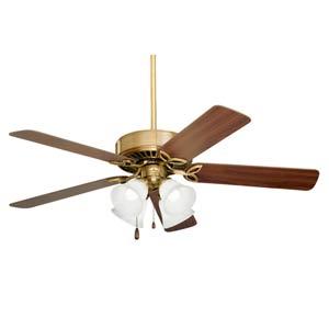 Pro Series II Antique Brass 50-Inch Ceiling Fan