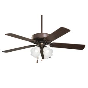 Pro Series II Oil Rubbed Bronze 50-Inch Ceiling Fan