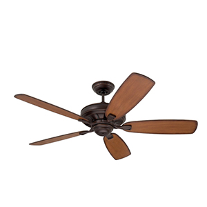 Carrera Venetian Bronze Energy Star Ceiling Fan