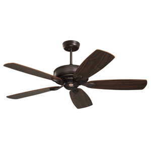 Oil Rubbed Bronze Prima Ceiling Fan