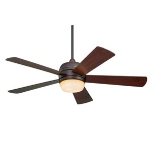 Atomical Oil Rubbed Bronze 52-Inch Ceiling Fan