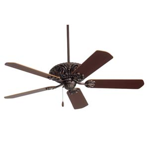 Zurich Oil Rubbed Bronze 52-Inch Energy Star Ceiling Fan
