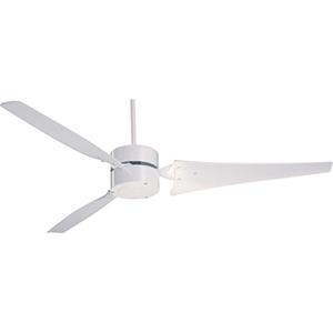 Pro Series White 60-Inch Heat Fan