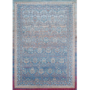 Kaleidoscope Empyrean Nightfall Rectangular: 2 Ft. 2 In. x 7 Ft. 7 In. Runner