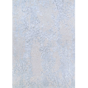 Europa Calisto Abstract Starlight Rectangular: 6 Ft. 7 In. x 9 Ft. 6 In. Rug