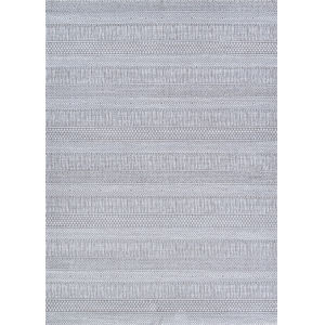 Nomad Boria Geometric Earth Rectangular: 6 Ft. 6 In. x 9 Ft. 6 In. Rug