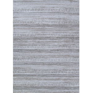 Nomad Boria Geometric Stone Rectangular: 6 Ft. 6 In. x 9 Ft. 6 In. Rug