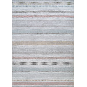 Nomad Bedouin Stripe Hillside Rectangular: 7 Ft. 10 In. x 11 Ft. 2 In. Rug