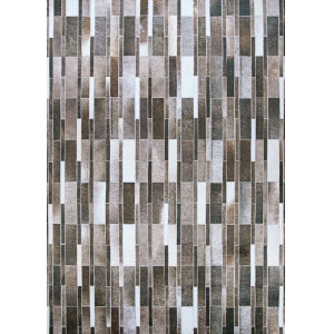 Prairie Kenai Brown Rectangular: 2 Ft. 3 In. x 7 Ft. 10 In. Runner